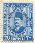 Stamps Africa - Egypt -  Egypte