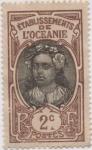 Sellos de Oceania - Polynesia -  FR_Cologne_Scott Nº 22