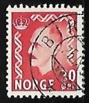 Sellos de Europa - Noruega -  King Haakon VII