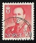 Stamps Norway -  King Olav V