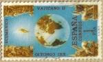 Sellos de Europa - España -  Clausura Concilio Vaticano II