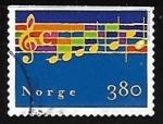 Stamps Norway -  Navidad