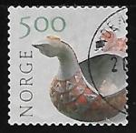 Sellos de Europa - Noruega -  Artesania