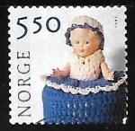 Stamps Norway -  Artesania