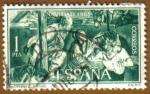 Sellos de Europa - España -  NAVIDAD - Nacimiento de Mayno