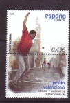 Stamps Spain -  JUEGOS Y DEPORTES TRADICIONALES