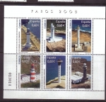 Stamps Spain -  FAROS