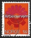 Stamps : Europe : Norway :      Prevención de Riesgos Laborales