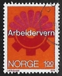 Stamps : Europe : Norway :      Prevención de Riesgos Laborales
