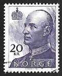 sellos de Africa - Nigeria -  King Harald V