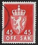 Stamps : Oceania : New_Caledonia :  Escudo de armas