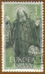 sellos de Europa - España -  EUROPA - CEPT San Benito