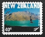 Stamps of the world : New Zealand :  100 años del turismo