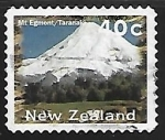 Sellos de Oceania - Nueva Zelanda -  Monte Egmont / Taranaki