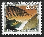Stamps of the world : New Zealand :  Glacial Fox
