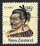 Sellos del Mundo : Oceania : Nueva_Zelanda : Te Hau