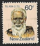 Stamps : Oceania : New_Zealand :  Te Ata O Tu