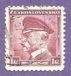 Stamps Czechoslovakia -  INTERCAMBIO