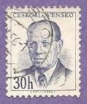 Stamps Czechoslovakia -  INTERCAMBIO
