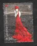 sellos de Europa - Ucrania -  Semana de la moda