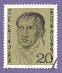 Stamps : Europe : Germany :  RESERVADO