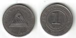 monedas del Mundo : America : Nicaragua :  Cordoba