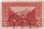 Sellos de Europa - Bosnia Herzegovina -  Y & T Nº 33