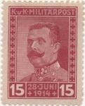 Stamps Bosnia Herzegovina -  Y & T Nº 118