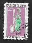 Stamps : Africa : Senegal :  269 - Muñeca de Gorée