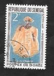 Stamps : Africa : Senegal :  267 - Muñeca de Gorée