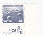 Sellos de Asia - Israel -  GANADO LANAR