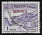 Sellos del Mundo : Asia : Pakistán : Khyber Pass