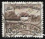 Sellos de Asia - Pakistán -  Shalimar Gardens
