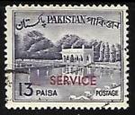 Sellos de Asia - Pakistán -  Shalimar Gardens, Lahore