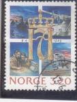 Stamps Norway -  EJERCITO