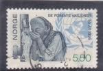 sellos de Europa - Noruega -  NACIONES UNIDAS