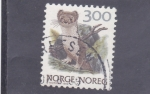 Stamps Norway -  COMADREJA