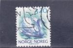 Stamps Norway -  CISNE