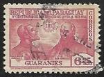 Sellos de America - Paraguay -  400 años de la muerte de Ignacio de Loyola