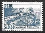 Sellos de America - Perú -  Puerto de Matarani