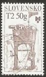 Sellos de Europa - Eslovaquia -  539 - Bienal de la ilustración en Bratislava