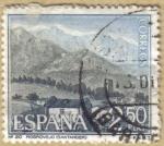 Sellos de Europa - España -  Mongrovejo en Santander