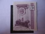 Sellos de Oceania - Austria -  Reloj - 1820-1850.