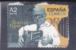 Stamps : Europe : Spain :  NARCISO YEPES-MUSICO (30)
