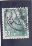 Stamps : Europe : Spain :  GENERAL FRANCO (30)