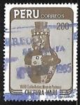 Stamps Peru -  Cultura Wari