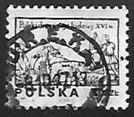 sellos de Europa - Polonia -  Cazador con arco y flecha