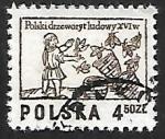 Sellos de Europa - Polonia -  Cuidador de abejas
