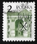 Stamps Poland -  Liceo Malachowski