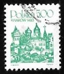 Sellos de Europa - Polonia -  Krakow, 1493